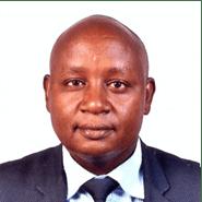 Urbanus Mbindyo - Municipal Manager