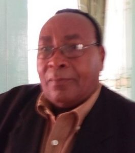 Mr. Daniel M. Kilonzo - Chair MCSCUA Finance Committee
