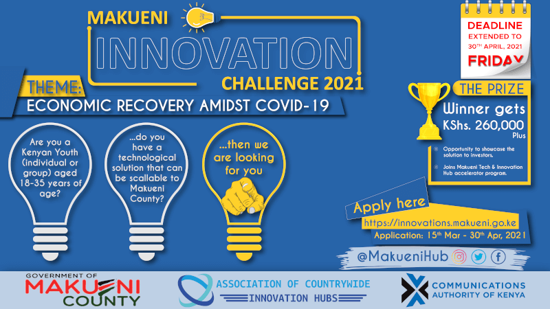 Makueni Innovation Challenge 2021
